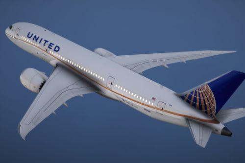Boeing 787-8 Dreamliner Livery Pack