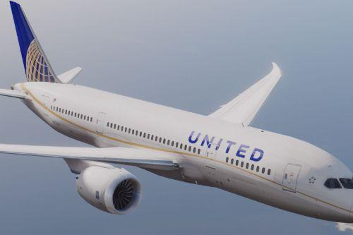 Boeing 787-8 Dreamliner [Add-On / Replace]