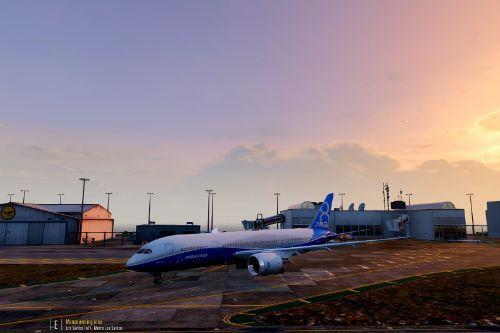 Boeing 787-8 Livery Pack (House Colours, JAL, Royal Jordanian, Norwegian Air Shuttle)