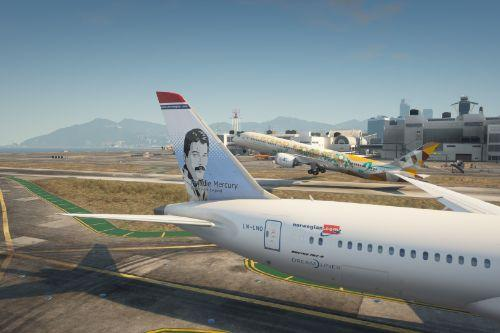 Boeing 787-9 Dreamliner Livery Pack