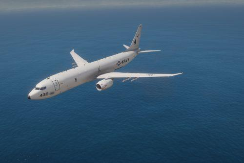 Boeing P-8A Poseidon [Add-On I Liveries]