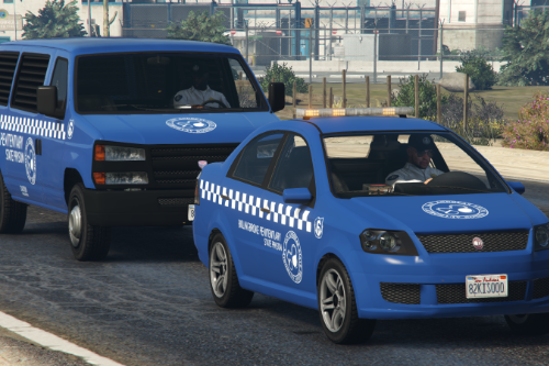 Bolingbroke Penitentiary Vehicles Pack [Add-On]
