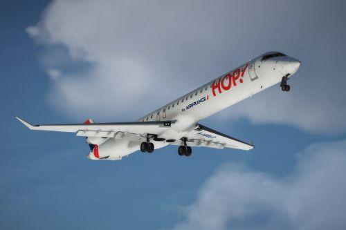 Bombardier CRJ-1000 [Add-On I Tuning]