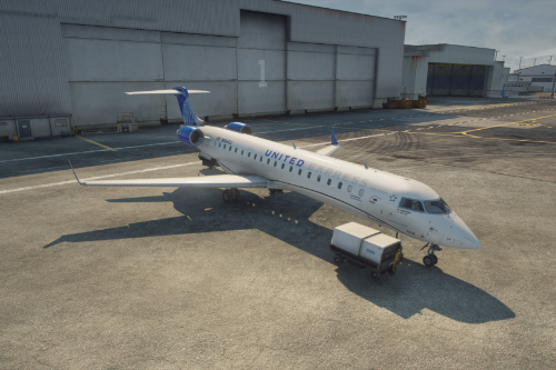 Bombardier CRJ-700 [Add-On | Liveries]