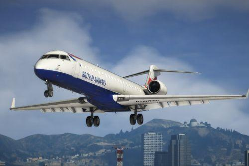 Bombardier CRJ-700 Livery Pack