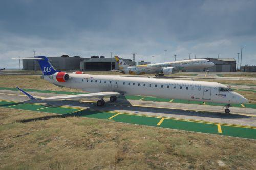Bombardier CRJ-900 [Add-on | Liveries]