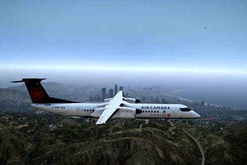 Bombardier Dash 8 - Q400 Livery Pack