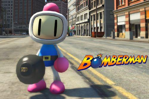 Bomberman [Add-On Ped]