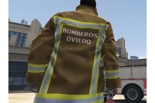 BOMBEROS DE OVIEDO | SPANISH FIREFIGHTER
