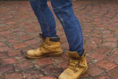 Boots For Trevor/Dante