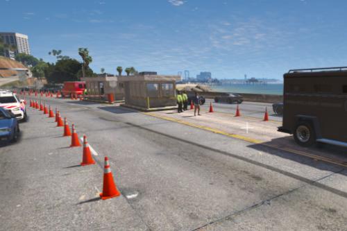 Border Checkpoint [Menyoo]