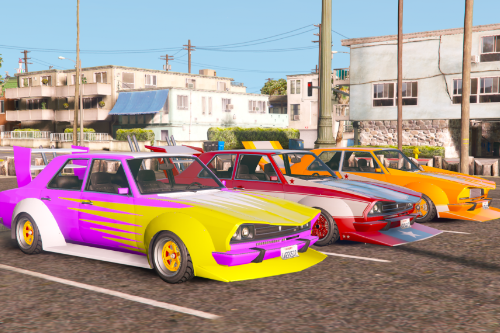 Bosozoku Warrener [Add-On | Tuning | Liveries]