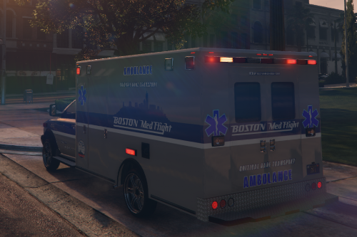 Boston MedFlight Ground Unit [Livery]