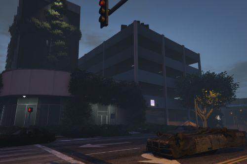 Boulevard Del Perro Abandoned [Map Editor]