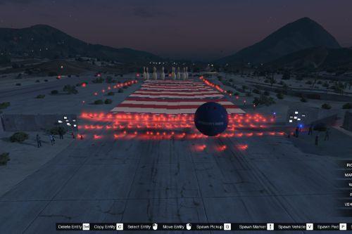 Huge Bowling Lane