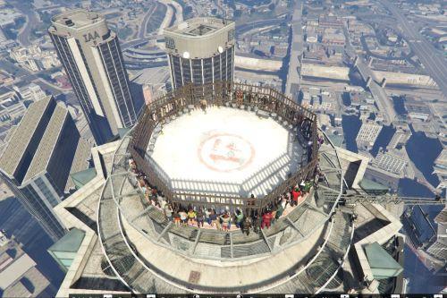 Boxing Match at Maze Bank Tower [Map Editor]