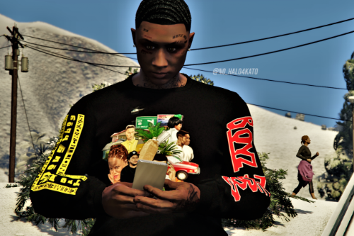 Boyz N The Hood Sweater For MP Male