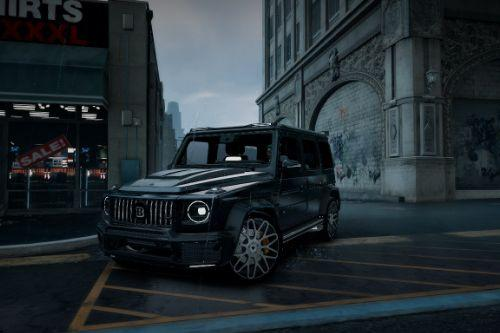 Brabus G700 [Add-On / Replace]
