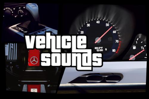 Custom Vehicle Engine Sounds [OIV Add-On / FiveM | Sounds]