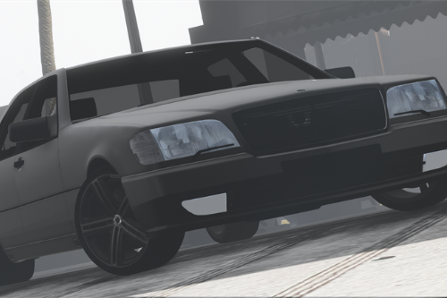 Brabus W140 7.3 S V12 [Add-On]
