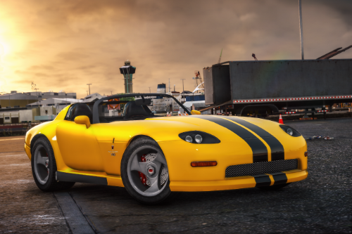 Bravado Banshee Phase One [Add-On | Tuning | Liveries]