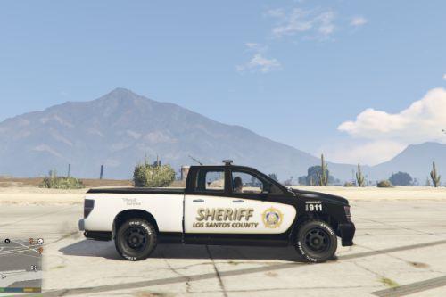 Bravado Bison LS Country Sheriff