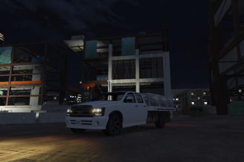Bravado Bison Tipper Truck