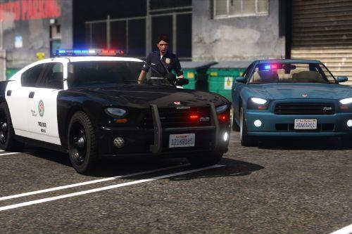Bravado Buffalo Pack (Police + Civilian) [Add-On / Replace]