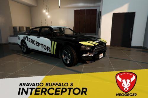 Bravado Buffalo S Interceptor (The Crew 2) [ADDON]