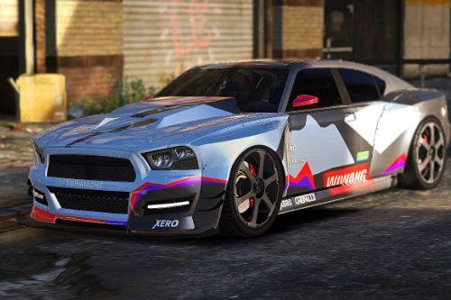 Bravado Buffalo Widebody [Add-On|Livery|Template|Replace]