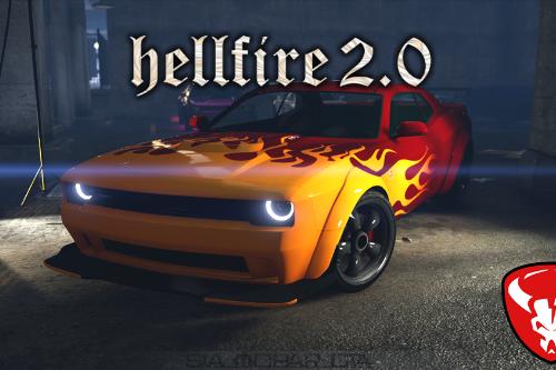 Bravado Gauntlet Hellfire [Add-On]