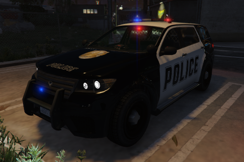 LSPD Bravado Gresley [Add-On]