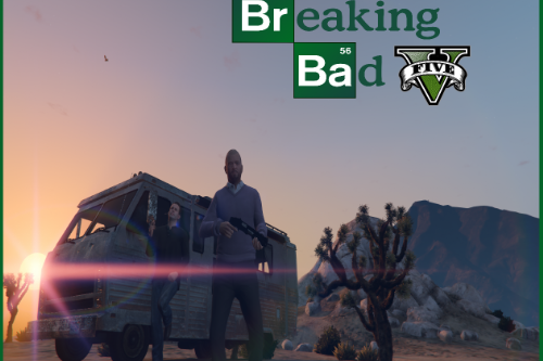 Breaking Bad [Build a Mission]