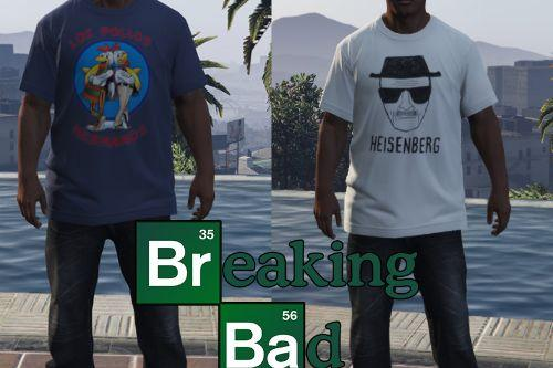 Breaking Bad T-Shirts for Franklin