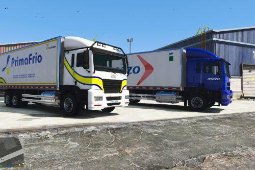 Brickade Entreprises de transport espagnoles