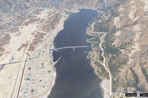 Bridge Across Alamo Sea [Menyoo]