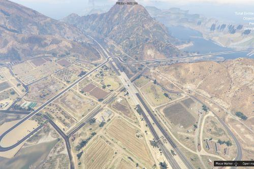 Bridge Connection for Las Venturas & San Fierro DLC