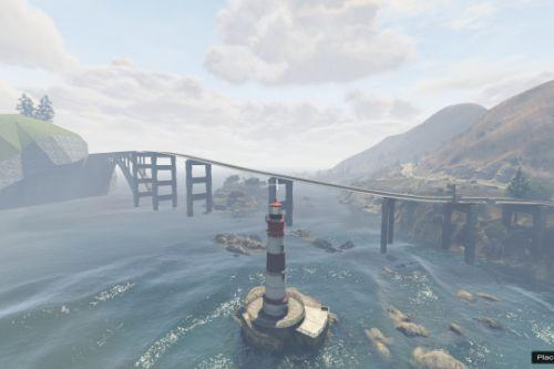 Bridge for Las Venturas & San Fierro DLC