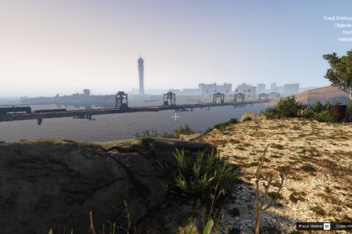 Bridge To Las Venturas [Menyoo]