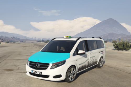 Brighton & Hoxe Taxi/Mercedes-Benz v-250 0.3