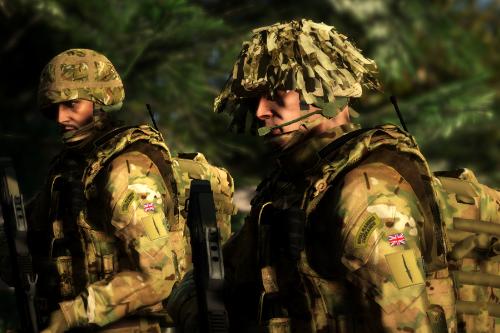 British Armed Forces MK 7 Helmet [EUP]