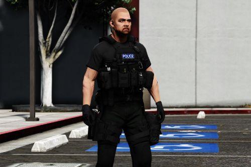 British Armed Response Peds retexture