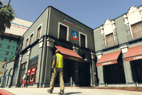 British Building Society - Nationwide (SP & FiveM Ready) [WIP]