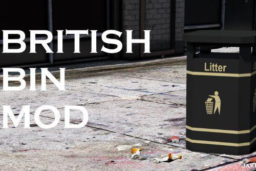 British Bin Mod