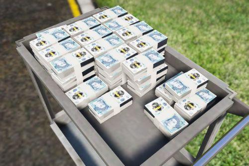 British Cash [UK] [4 Types]