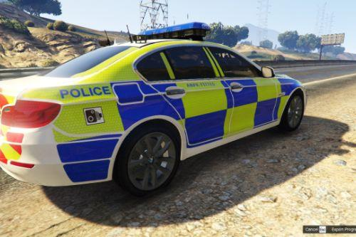 C898e3 gta 5 british police bmw 530d f10
