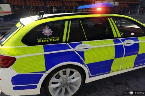 73dd70 gta 5 british police bmw 530d touring 1