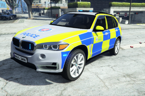 British Police BMW X5 (Essex)