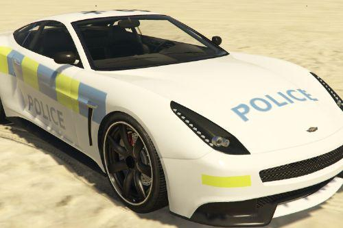 British Police car skin (Massacro2)
