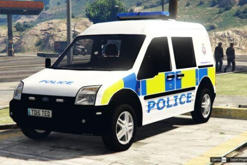 5230de gta5 british police ford connect